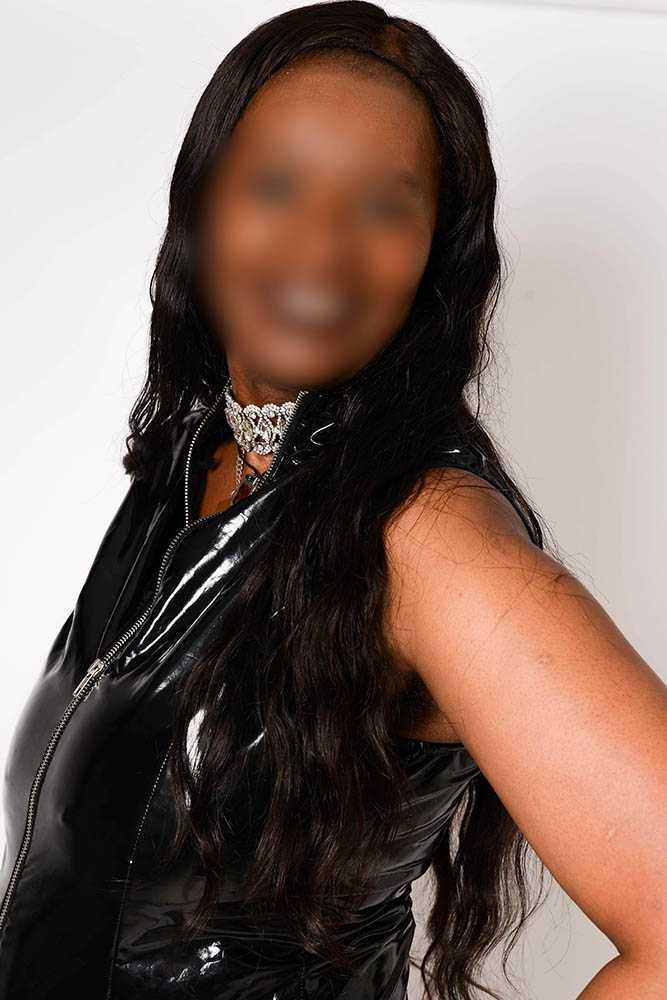 Mari Wilson, Central London Ebony BBW escort